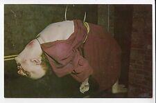 Algerian Hook Torture Ville Marie Wax Museum MONTREAL Quebec Canada Postcard