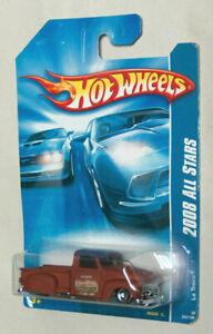 2007 Mattel Hot Wheels 2008 Tout Stars La Troca Diecast Livraison Voiture Camion