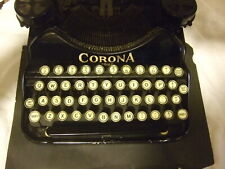 Antique Corona Four Typewriter