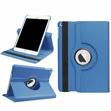 Smart Cover for Apple iPad 2017 9,7 Display Protection Case Stand Swivel Bag