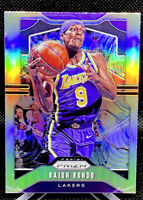 Rajon Rondo 2019-20 Panini Prizm Basketball Silver Prizm #223 Los Angeles Lakers