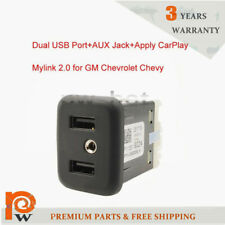 13519224 Auxiliary USB Charger Port For Buick Chevrolet Audio Player Receptacle