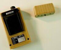 Bosch QRE 162 Betriebsfunk Pager Funkempfänger defekt Bastler M-2422