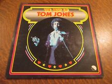 album 2 33 tours the best of TOM JONES
