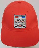 TEAM PENSKE RACING ROGER PENSKE INDY CAR INDY RACING LEAGUE ADJUSTABLE HAT CAP