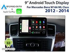 Mercedes Benz W166 X166 ML / GL Class Audio20 COMAND Integrated Apple CarPlay
