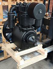 NEW 20HP / 15kW 80CFM PISTON DISPLACEMENT PISTON AIR COMPRESSOR BARE PUMP