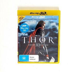 Thor Movie 3D Bluray Movie Free Postage Blu-ray - Superhero Action