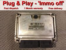 Seat/Skoda 1.9tdi ATD Diesel ECU 038906019HT 0281010947 * Plug & Play * IMMO OFF