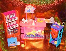 Barbie Pretty Pet Parlor Playset 1995 kibbles alpo dog cat vintage rare color?