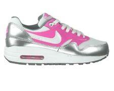 Chaussures blanches Nike à lacets pour fille de 2 à 16 ans