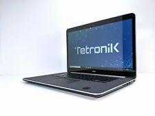 """Dell Precision M3800 15.6"""" Touchscreen Laptop i7 CPU 8GB RAM 256GB SSD Win10 A-"""