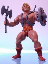 Vintage HeMan MOTU figure lot: HE-MAN 1981 Masters of the Universe Complete NICE