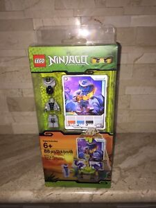 LEGO SET 850445 NINJAGO MINIFIGURE RATTLA CARD