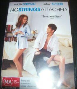 No Strings Attached (Natalie Portman Ashton Kutcher) (Aust Region 4) DVD - New