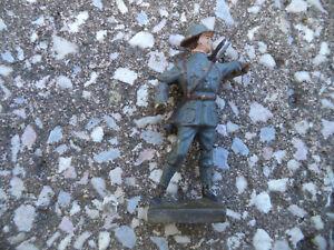 Portuguese composition Figurine Lineol Elastolin wwII fig 003