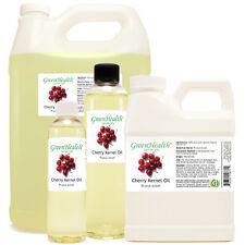 Cherry kernel Oil 100% pure Cold Pressed, FREE SHIPPING