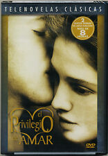 El Privilegio de Amar * Spanish Telenovela * New Factory Sealed 2 DVD-Set * 1998
