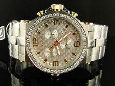 Mens Jojo/Jojino Joe Rodeo Phantom Stainless Steel 3.25 Ct JPTM40 Diamond Watch