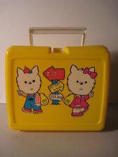 Fischer Price?  Plastic  Lunchbox, No Thermos! (Used)