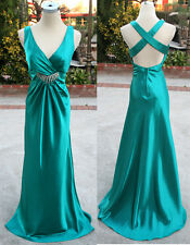 NWT MASQUERADE JADE Formal Prom Party Ball Gown 7
