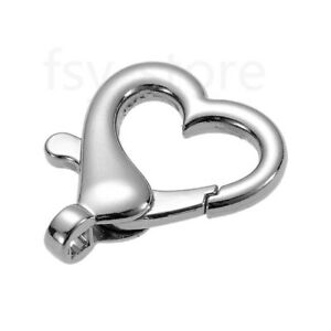 Spring buckle heart-shaped switch buckle 1-100