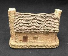 "David Winter Cottages ""Miner's Cottage"" miniatures"