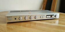 Sony TA-AX2 Stereo Integrated Amplifier - Phono Stage