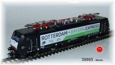 Märklin 39865 BR 189 mrce rotterdam-bayern-express mfx + SONIDO METAL # NUEVO#