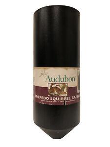 NEW Audubon Torpedo Steel Squirrel Baffle Model NATORPEDO No Coupler