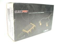 NEW Nacre Quietpro Single Tactical Combat Headset - Ear Buds / Ear Plugs