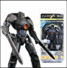 7' PACIFIC RIM JAEGER GIPSY DANGER BATTLE DAMAGE NECA ACTION FIGURE ROBOT TOY