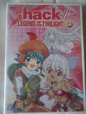 // NEUF ***** Hack//Legend Of The Twilight volume 3 / 3 ***** DVD VF MANGA