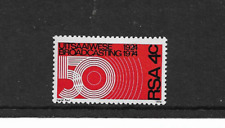 1974 SOUTH AFRICA - 50th ANNIVERSARY OF BROADCASTING IN SOUTH AFRICA - MM.