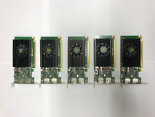 5 x NVIDIA Quadro NVS 310 niedrige Bauform - 512MB DDR3 - 2x DisplayPort -PCI-E