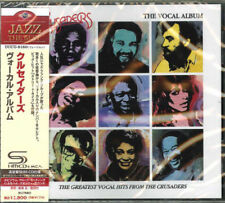THE CRUSADERS-THE VOCAL ALBUM-JAPAN SHM-CD D50