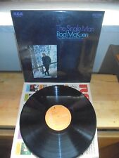 "Rod McKuen ‎""The Single Man"" LP  RCA Victor ‎– LSP-4010 USA 1968"