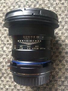 Laowa 15mm f/4 1:1 Macro Lens