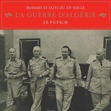 CD Hommes et faits du XXe siècle - La guerre d'Algérie : le putsch / IMPORT