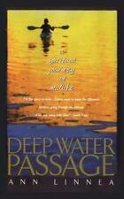 Deep Water Passage : A Spiritual Journey at Midlife by Ann Linnea (1997,...