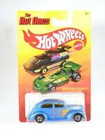 HOT WHEELS - THE HOT ONES - FAT FENDERED '40 FORD STREET ROD - 1/64 DIECAST NEW