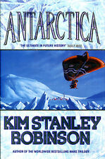 Antarctica by Kim Stanley Robinson-First UK Edition/DJ-1997