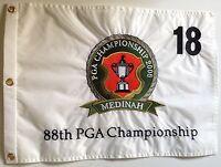2006 pga championship flag medinah golf embroidered logo tiger woods wins