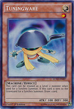 Tuningware Secret Rare Yugioh Card LC5D-EN007