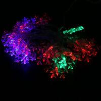 3M 20LED Cotton Ball FAIRY String Lights Party Wedding Christmas Decor Lights
