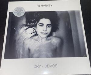 PJ HARVEY! DRY - DEMOS! VINYL LP! IMPORT! 180 GRAM W/ DOWNLOAD FACTORY SEALED !