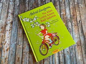 Buch: Na klar, Lotta kann Rad fahren! - Bilderbuch A4 - Astrid Lindgren