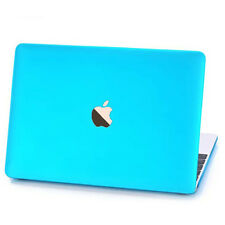 "Matte Rubberized Hard Case shell For 2015 Macbook 12"" Pro 13 15""Air 11 13""inch"