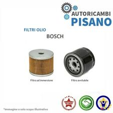 FILTRO OLIO MOTORE BOSCH 0986452016