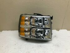 2007 2008 2009 2010 2011 2012 2013 2014 Chevrolet Silverado Right Halogen OEM